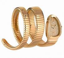 珠宝&腕表 宝格丽 BVLGARI 蛇形腕表 Serpenti 宝格丽