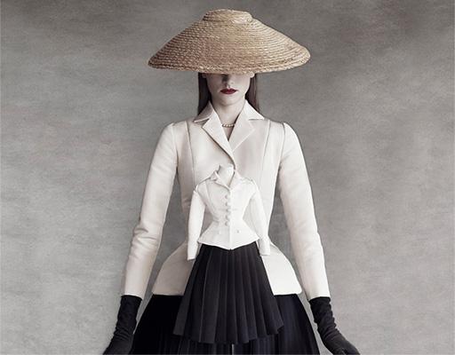 时尚  穿衣粉 Dior